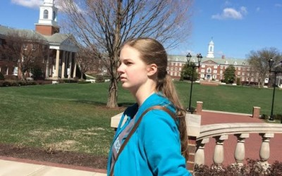 The Importance of a Biblical Worldview in College by Anne Mary Russell